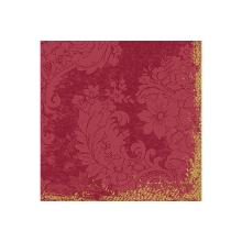 Serviet Duni 330x330 mm 3-lag 1/4-fold Svanemærket Royal Bordeaux product photo