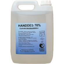 Hånddesinfektion SC Fl Handdes 70pct 5 ltr PGA CORONA VIRUS TAGES DEN IKKE RETUR product photo