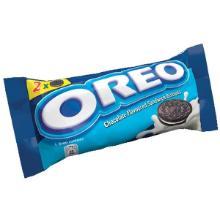 Chokoladekiks med creme Oreo 24x2 stk pr pakke 6 æsker product photo