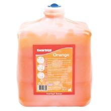 Håndrens Swarfega til Deb Cleanse Heavy 2000 dispenser 2 ltr Orange product photo