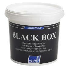 Håndrens serviet Deb Black Box Fjerner Olie/Fedt/Maling/Lim med mere 150 stk product photo
