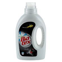 Tøjvask Bio Tex Flydende Black med Parfume uden blegemiddel/optisk Hvid 990 ml product photo
