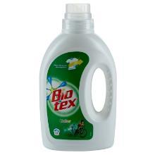 Tøjvask Bio Tex Flydende Color med Parfume uden blegemiddel/optisk Hvid 990 ml product photo