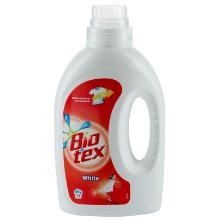 Tøjvask Bio Tex Flydende White med Parfume blegemiddel/optisk Hvid 990 ml product photo