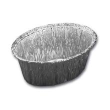 Alubakke 260 ml Oval Sølv product photo