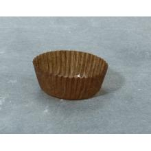 Kagekapsel Petit Four 35x16 mm Brun/Guld Nr 7 product photo