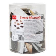 Chokolade/kiks 9 gr AsSorteret 8 varianter Indpakket 120 stk pr dåse product photo