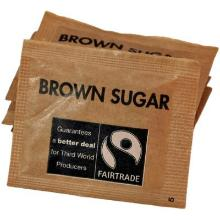 Rørsukker Sachets 2.5 gr Fairtrade Brun product photo