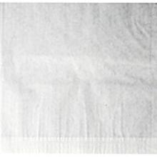 Bagerpose 250x250 mm Brød/Ciabatta med Klar forside Hvid product photo