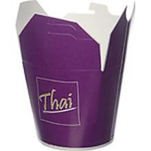 Kina Box 750 ml Ø90/107x80x95 mm Lilla med Thaidesign product photo