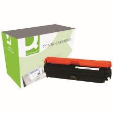 Toner Q-Connect Sort 13.500 sider HP Color LaserJet (CE270A) product photo