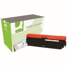 Toner Q-Connect Cyan 15.000 sider HP Color LaserJet (CE271A) product photo
