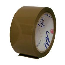 Emballagetape 50x66000 mm PP Brun product photo