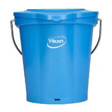 Spand Vikan 6 ltr med Tud Blå product photo
