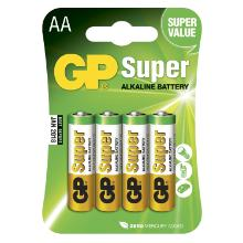 Batteri GP Super AA 4-pak product photo