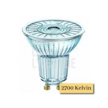Pære LED PAR 16 3.1W 230V GU10 2700K Gylden 230 lm Dæmpbar product photo