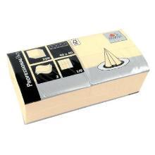 Serviet Fasana 400x400 mm 3-lag 1/8-fold Buttermilk product photo