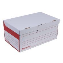 Archive boxes A4 white 10pcs product photo