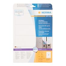 File spine labels 192x61 pk100 product photo