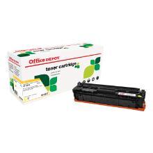 Toner Cartridge Compatible HP CF402X 201X yellow product photo